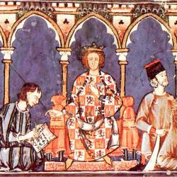 Alfonso X the wise (Spain)