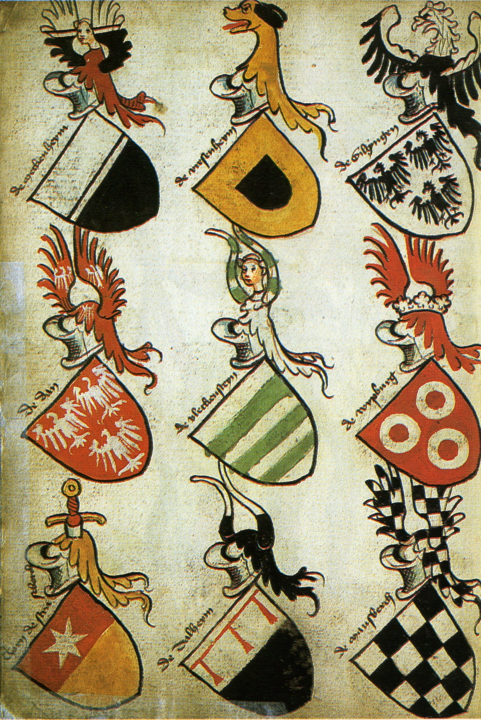 heraldry in midevil times essay The regulation of english heraldry between 1530 and 1688 has led many writers  to project back into the middle ages concepts and beliefs of later times in  particular, one often sees the claim made that, in medieval england, arms were  restricted to the  one aim of this essay is to debunk these notions.