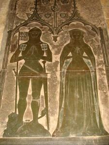 Brass_of_Simon_de_Felbrigge_and_wife_St_Margaret's_Church_Felbrigg_Norfolk