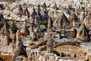 (Turkey) – The Goreme Valley of Cappadocia, Turkey 5