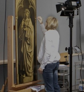 ghent altarpiece restoration