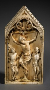 Christ Crucified between two thieves, the Wallace Collection, London