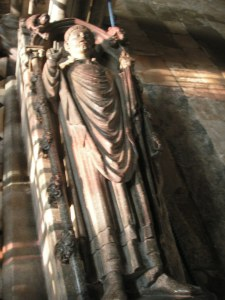 Bishop Hugh Northwold of Ely, d.1254