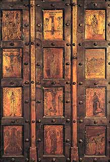 In sanctuaries the boundaries between the profane and the sacred are marked by doors on different levels either physical or symbolic gateways in a ... & CFP: The Door of the Sanctuary: A Place of Transition (Amsterdam 27 ...