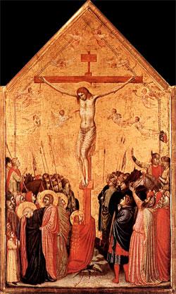 Giotto-Crucifixion