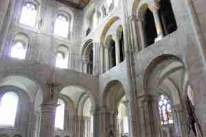 Winchester Cathedral transept