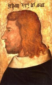 Portrait of John II of France, Louvre Museum, c.1350