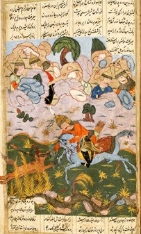 Persian_manuscript_in_Georgian_national_Centre_of_manuscripts