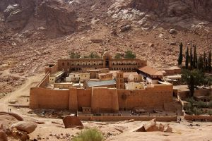 St. Catherine's Monastery Sinai