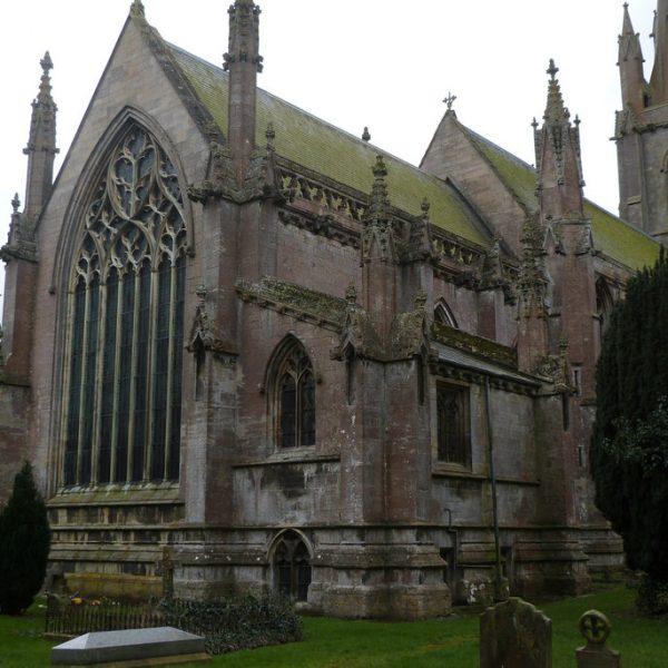 Heckington chancel