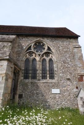 St John the Baptist, Winchester