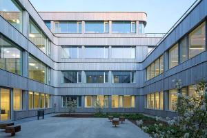 Freie Universität Berlin Holzlaube