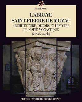 L_abbaye Saint-Pierre de Mozac