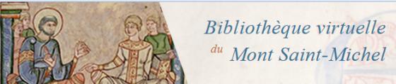 Bibliothèque virtuelle du Mont-Saint-Michel