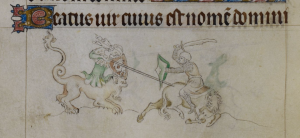 queen mary psalter f 133v