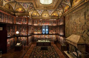 The Warburg Institute Library