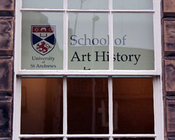 University of St. Andrews, Art History