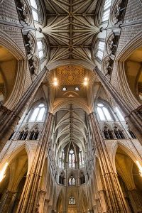 Westminster Abbey's architectural treasures – in pictures