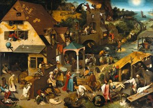 800px-Pieter_Brueghel_the_Elder_-_The_Dutch_Proverbs_-_Google_Art_Project