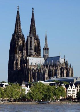 Cologne-Cathedral Medieval Sacral Architecture