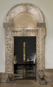 San Nicolo doorway