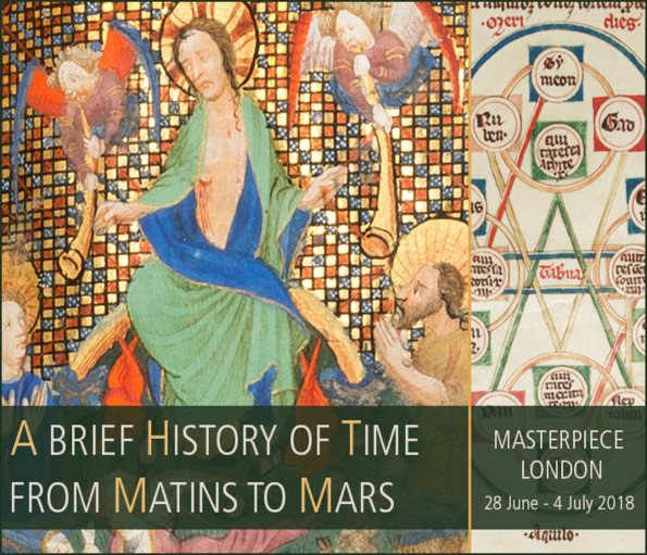 Les Enluminures at Masterpiece London 2017