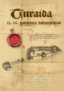 Turaida in 13-16 c. documents